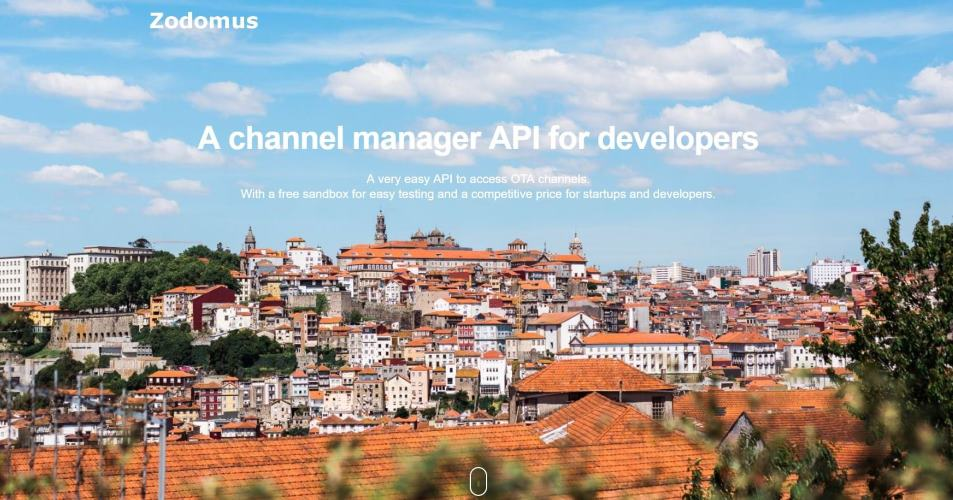 channel manager API